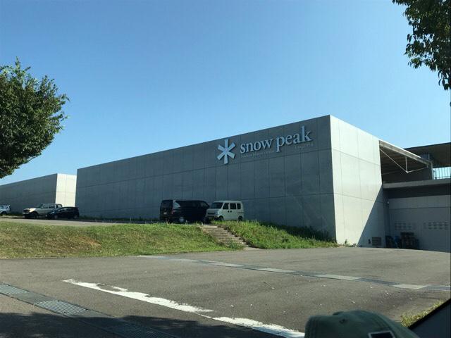 本社の建物の写真です。
