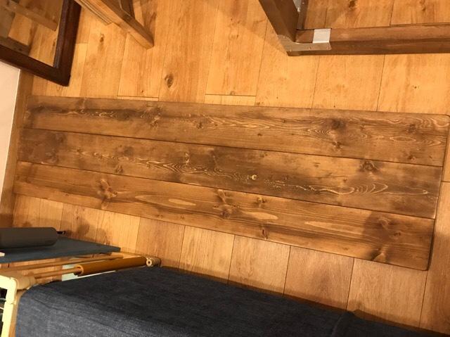 DIYダイニングテーブル天板部分