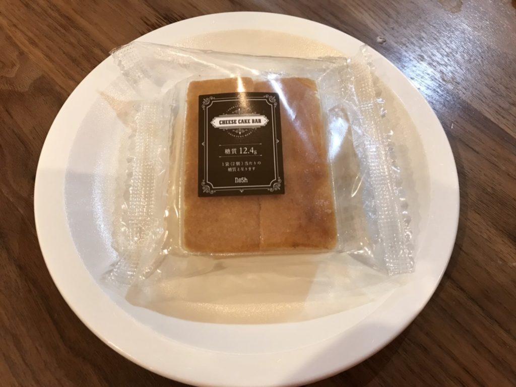 ナッシュ チーズケーキ
