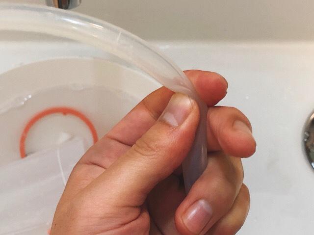 メルシーポットチューブの洗浄方法解説